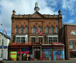 Ballymacarrett Orange Hall