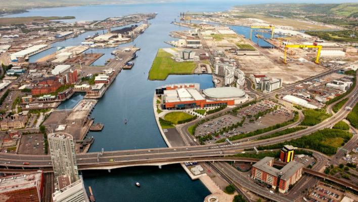 Belfast Harbour names O'Neill as new chief executive as plans continue for  more development - BelfastTelegraph.co.uk