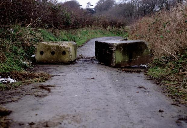 'Unapproved Road' by Willie Doherty