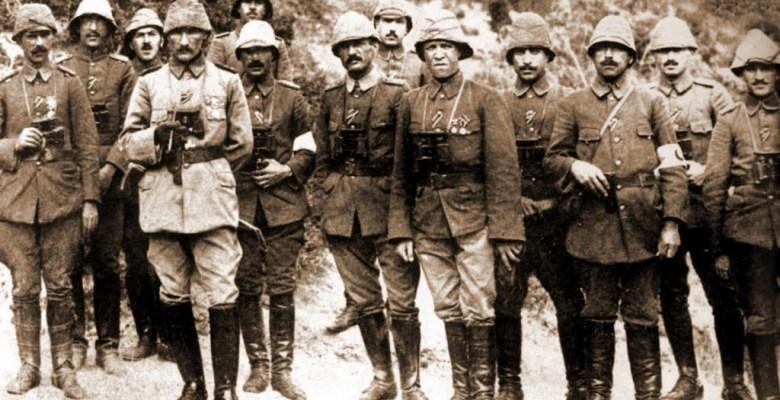 """Polemik-8: """"Çanakkale Savaşı'nda Mustafa Kemal'in tümeni yedeğin yedeği idi"""""""