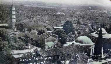 Bursa 1914 – Karl Baedeker'in gezi notlarından