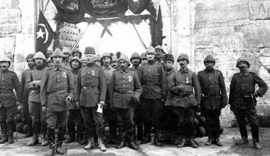 """Polemik-6: """"Mustafa Kemal Çanakkale'de rütbe bakımından kaçıncı sıradaydı?"""""""
