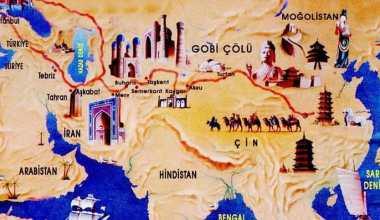 İpek Yolu Devletleri ve İpek Savaşları