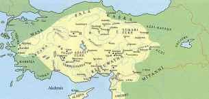 Batı ve Güney Anadolu'nun arkaik halkları
