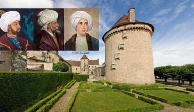 Cem Sultan'ın hazin hikayesi ve Fransa'da 5 yıl kaldığı şato