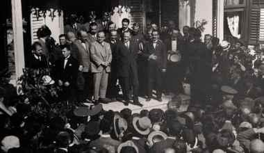 Gazi Mustafa Kemal Atatürk ve Çelik Palas