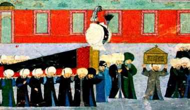 Osmanlı Kuruluş Döneminde Tahnit