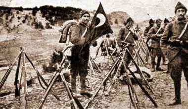 I.Dünya Savaşı'ndan Milli Mücadele'ye Vatan Savunmasında Yenişehirliler