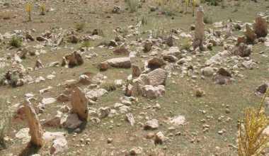 Toroslarda perişan bir mezarlık ya da yitik şehitlik