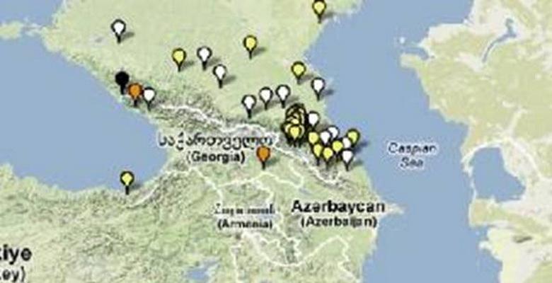 Kafkasya'da Tehlike Altındaki Diller