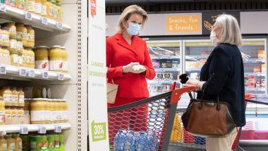 صورة لماذا يمكن لبعض محلات السوبر ماركت أن تطلب من العملاء ارتداء الأقنعة