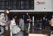 صورة مطار بروكسل: أولئك الذين ليس لديهم PLF الخاص بهم يتم تغريمهم 250 يورو