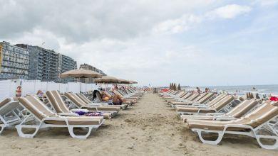 صورة للاستمتاع بالشاطئ في أوستند ، ستحتاج إلى الحجز