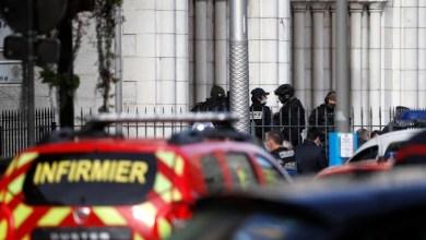 صورة 3 قتلى بهجوم في نيس الفرنسية ومصرع رابع برصاص الشرطة قرب أفينيون