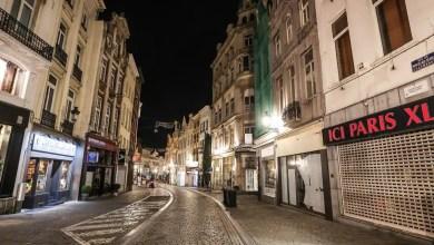 صورة ماذا عن حظر التجول في بروكسل ووالونيا؟