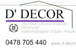 D'Décor Rénovation et décoration Namur