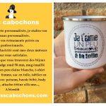 Boutique de cadeaux personnalisés Miss cabochons