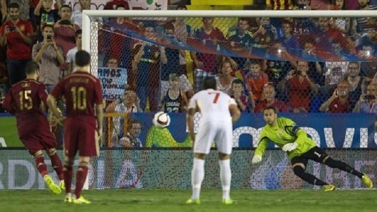 مشاهدة مباراة مقدونيا و اسبانيا بث مباشر 08-09-2015 تصفيات يورو 2016