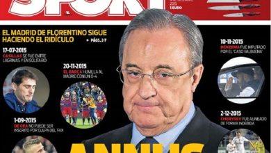 Photo of ترجمة اهم عناوين صحف اسبانيا اليوم الجمعة 4-12-2015