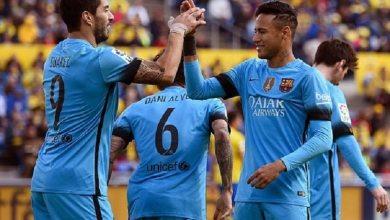 Photo of فيديو: برشلونة يخرج من موقعة لاس بالماس بفوز ثمين