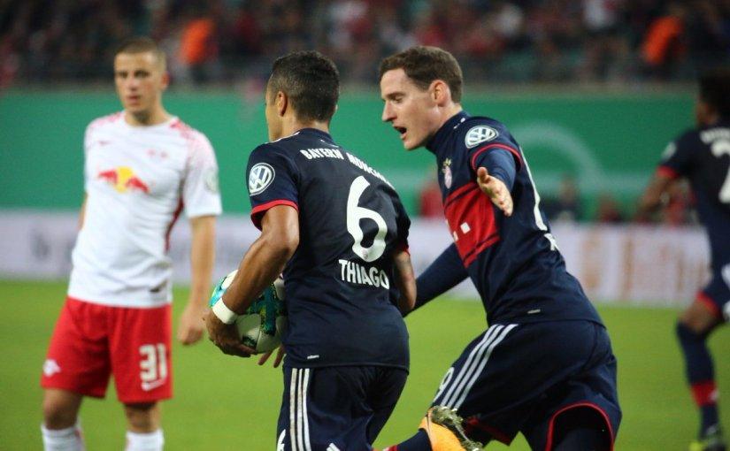 بالفيديو.. ركلات الترجيح تنقذ بايرن ميونخ من أنياب لايبزيج وتقوده إلى 16 كأس ألمانيا