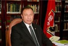 رئيس الأهلي محمود الخطيب