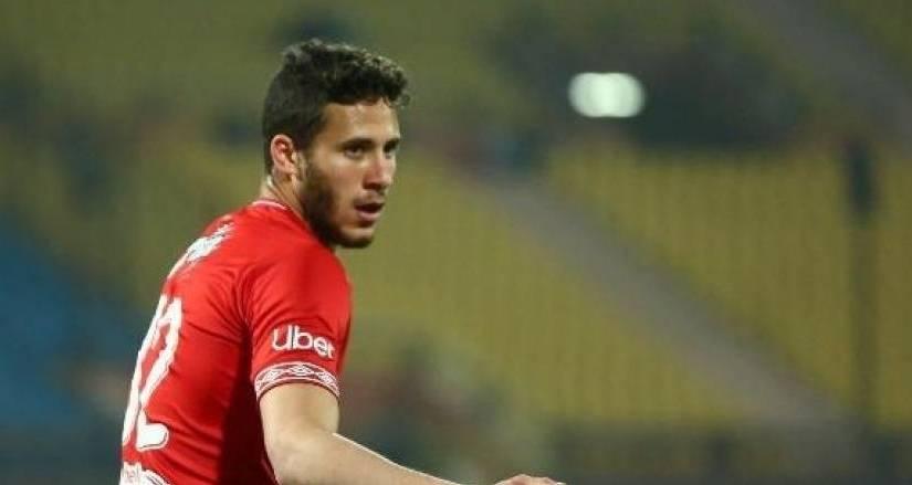 وكيل رمضان صبحي يكشف عن خطوة الأهلي الجديدة لضم اللاعب