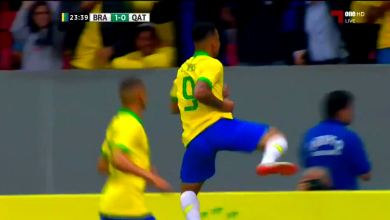Photo of هدف البرازيل الثاني في مرمى قطر.. مباراة ودية