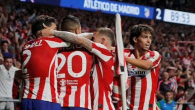 Photo of موعد مباراة أتلتيكو مدريد وأوساسونا في الدوري الإسباني والقنوات الناقلة
