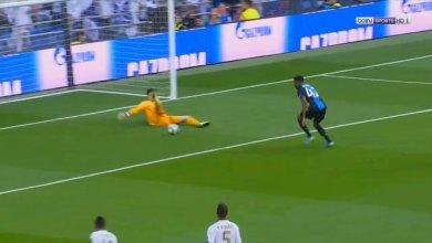 "Photo of هدف كلوب بروغ ""الغريب"" أمام ريال مدريد"