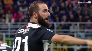 Photo of هدف هيغواين في مرمى انتر ميلان (2-1) .. الدوري الإيطالي