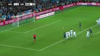 Photo of اهداف مباراة الارجنتين والاوروجواي (2-2) مباراة ودية