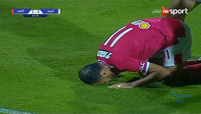 Photo of اهداف وليد سليمان اليوم امام الجونة .. الدوري المصري