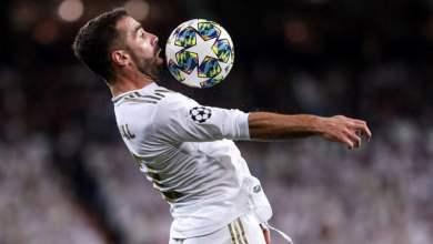 Photo of إيبار بوابة كارفاخال لرقم مميز مع ريال مدريد