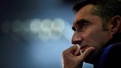 Photo of فالفيردي: أنا المسؤول عن نتائج برشلونة