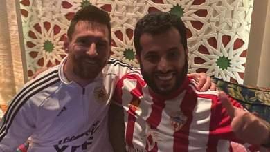 Photo of بالصور والفيديو.. تركي آل الشيخ يلتقي بميسي في السعودية
