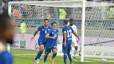 Photo of كأس الخليج العربي | الكويت تقهر السعودية بثلاثية