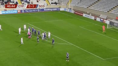 Photo of اهداف مباراة اسكتلندا وقبرص (2-1) تصفيات امم اوروبا