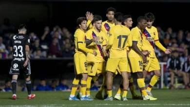 Photo of مباراة ودية.. برشلونة يهزم قرطاجنة بثنائية