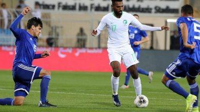 Photo of مباراة ودية: السعودية تتعادل مع باراجواي بدون أهداف