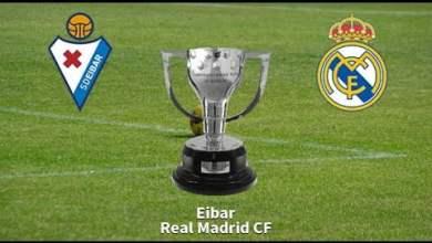 Photo of التشكيل المتوقع لريال مدريد في مواجهة إيبار