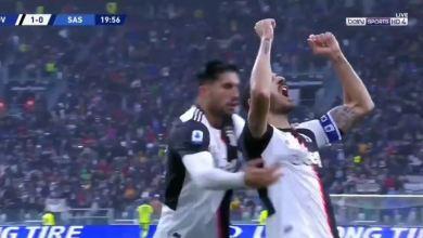 Photo of اهداف مباراة يوفنتوس وساسولو (2-0) الدوري الايطالي