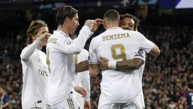 Photo of عاجل.. تشكيلة ريال مدريد الرسمية ضد كلوب بروج