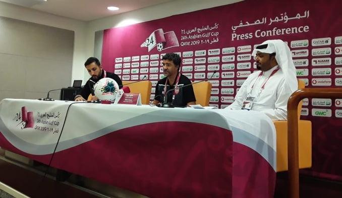 Photo of مدرب البحرين بعد الإطاحة بالعراق: أثبتنا أننا لسنا الأضعف في المربع الذهبي