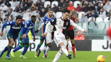 Photo of الدوري الإيطالي| يوفنتوس يتعثر أمام ساسولو ويمهد الصدارة لإنتر