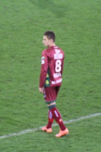 Thorgan Hazard will be at Zulte Waregem again