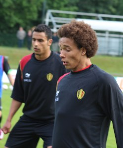 Axel Witsel - last Belgian to win the award, in 2008