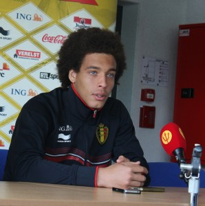 Axel Witsel - a winner back in 2008 (copyright John Chapman)
