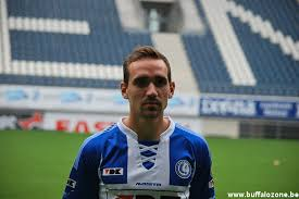 Gent captain Sven Kums (picture - Buffalozone.be)