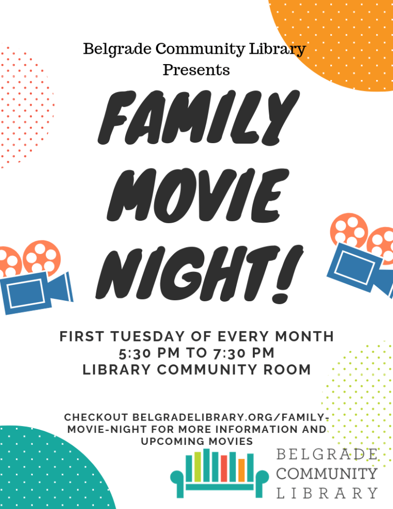 Family Movie Night Information
